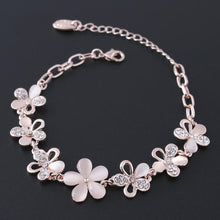 Load image into Gallery viewer, Plum Blossom Bracelet