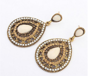 Yacout Moroccan Earrings