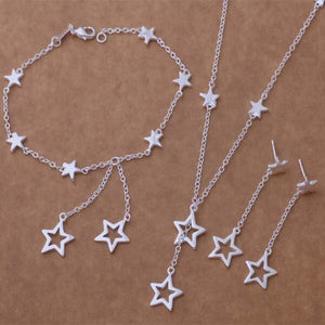 Multi Stars Jewellery Sets