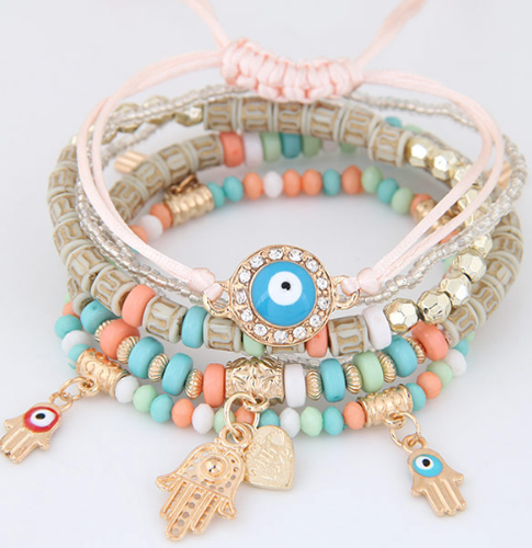 Turkish Pulseras Bracelets