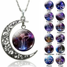 Load image into Gallery viewer, Star Sign Necklaces