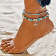 Load image into Gallery viewer, Summer Beach Anklets