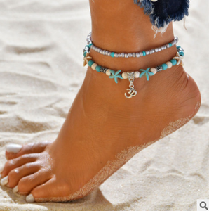 Summer Beach Anklets
