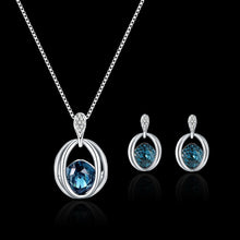 Load image into Gallery viewer, The Azure Jewellery Set