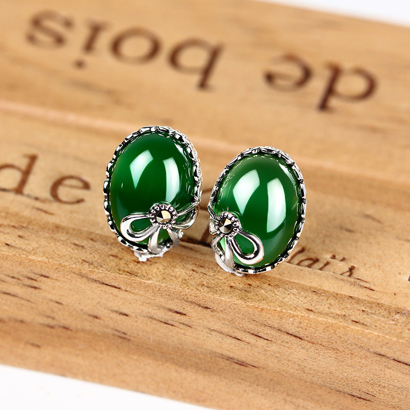 The Lustrous Gem Earrings