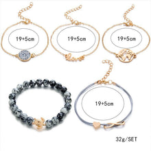 Load image into Gallery viewer, Aqualove Bracelet Set