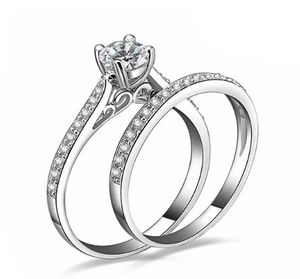 The Eternal Love Ring Set