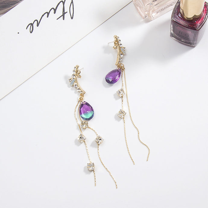 Decorative Tassel Earrings