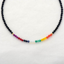 Load image into Gallery viewer, Boho 7 Color Chakra Necklaces
