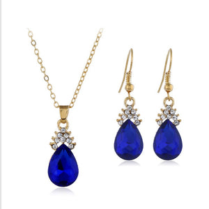 Replica Diamond Jewelry Set