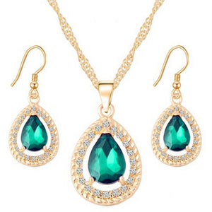 Large Gem Jewel Set