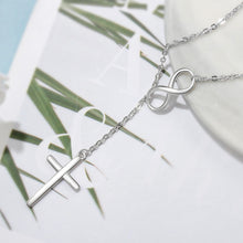Load image into Gallery viewer, Infinite Love Necklace