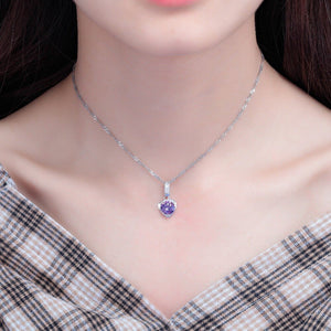 Purple Heart Jewelry Sets