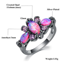 Load image into Gallery viewer, Pink Big Fire Opal Stone