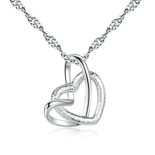 Classic Heart Shaped Necklaces