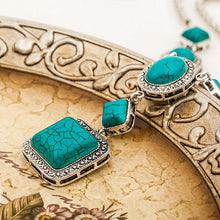Load image into Gallery viewer, Vintage Turquoise Necklaces
