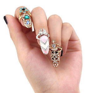 Fashion Nail Rings