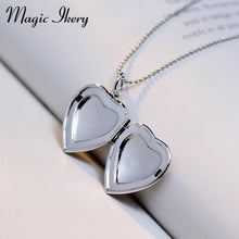 Load image into Gallery viewer, Boho Loveheart Memory Locket