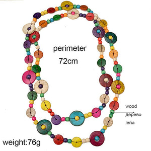 Bohemia Long Necklace