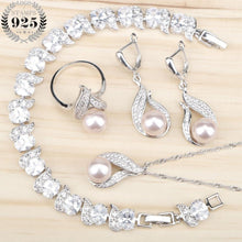 Load image into Gallery viewer, The Champagne Faux Pearl Set