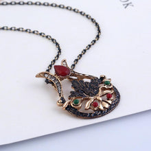 Load image into Gallery viewer, Boho Turkish Style Jewel Crest