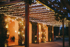 Boho Solar Powered Garden Fairy Lights