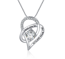 Load image into Gallery viewer, Classic Heart Shaped Necklaces