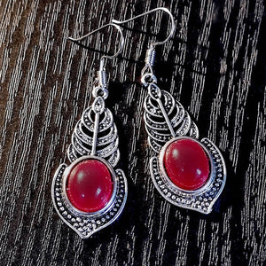Boho Ethnic Drop Earrings