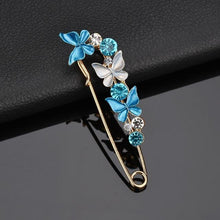 Load image into Gallery viewer, Flower Pin Brooch