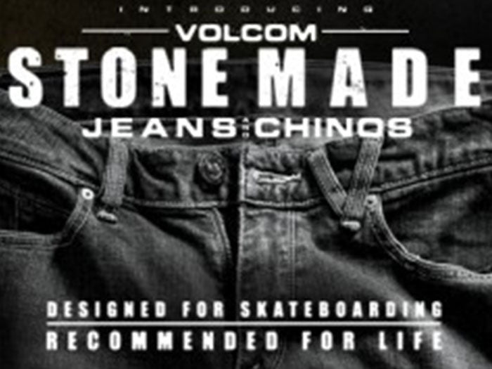 Volcom Launches 'Volcom Stone Made' With Release of FW16 Jeans and Chinos Collection