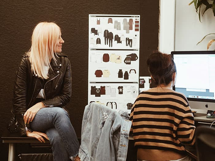 Meet Volcom Women's Head Designer, Kelly Summer
