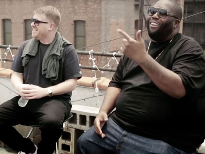 Run The Jewels Interview With Killer Mike & El-P