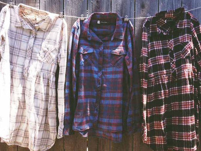 DIY Flannels 3 Ways
