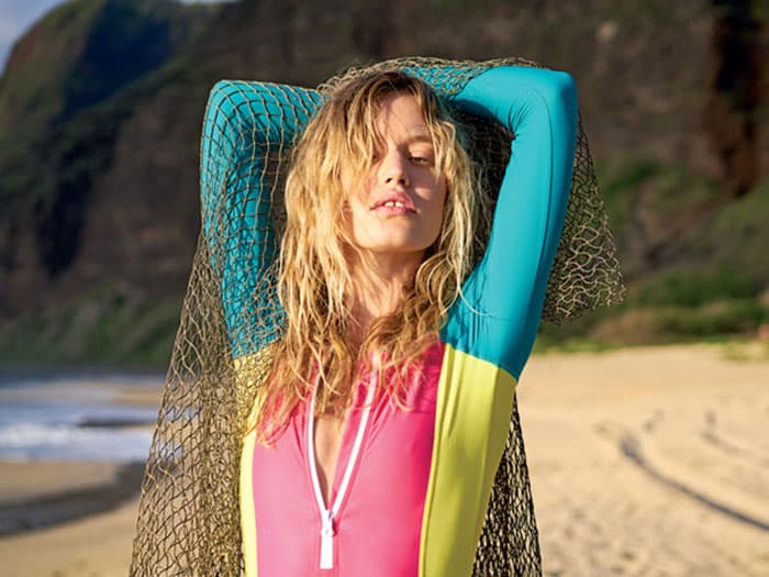 Get Caught Up In A Good Thing with Volcom's Introduction of Ocean Friendly Women's Swimwear