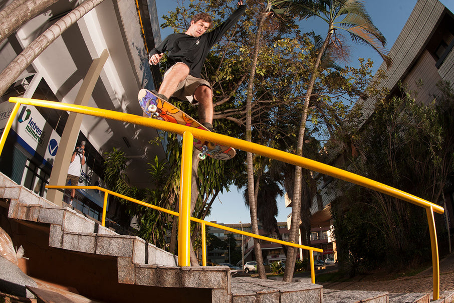 Volcom Presents: Behind The Scenes in Brasil
