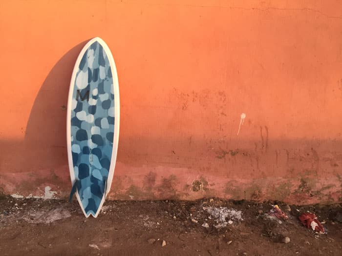 Searching For Surf & Shopping Surfboards In Morocco