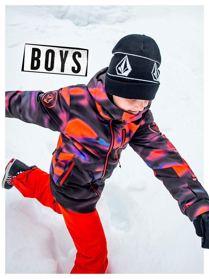 Volcom | Womens Boys Outerwear