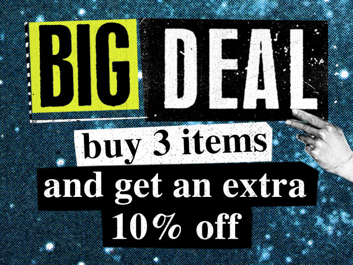 Big Deal Sale | Extra 10% Off 3 Or More Sale Items