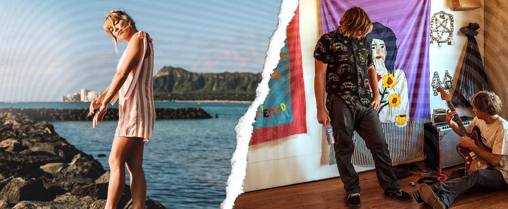 Coco Ho & Ozzy Wrong New Collection