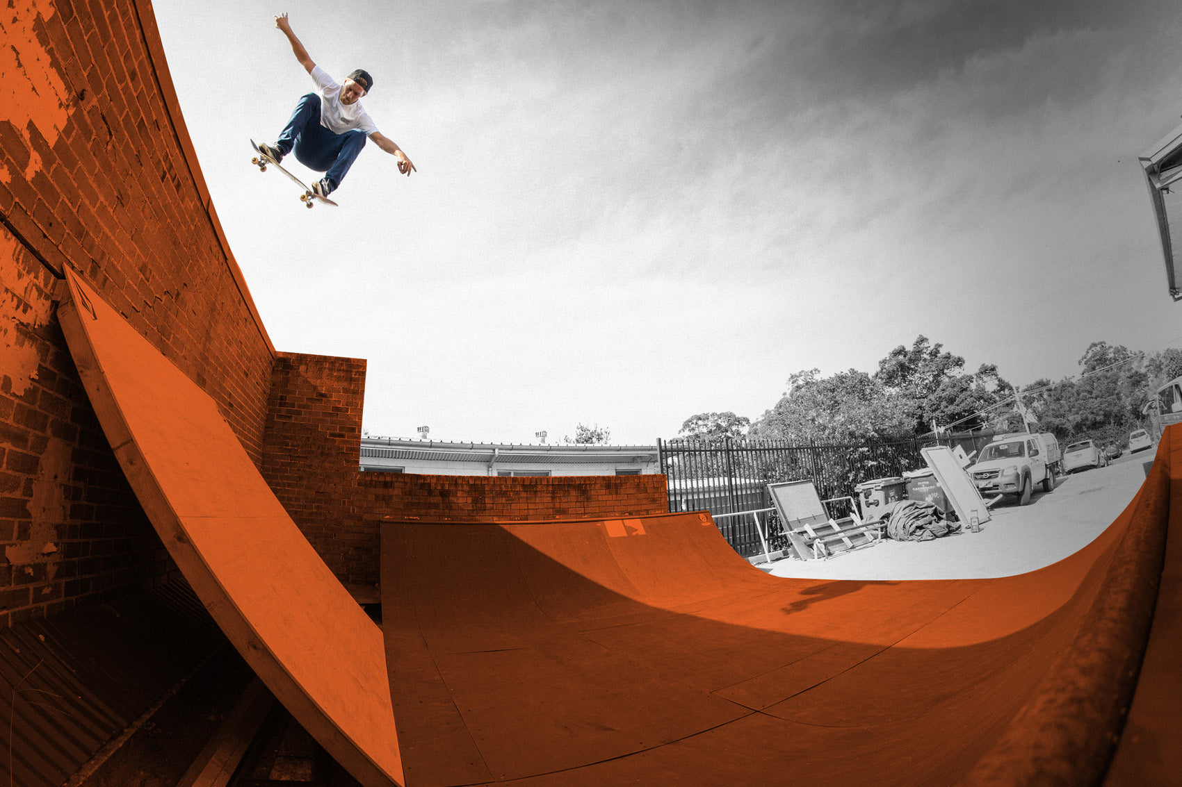 Volcom Workwear Interview Part 3. with Louis Wood