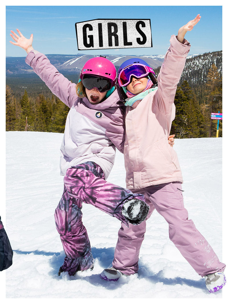 Volcom | Girls Snow Outerwear