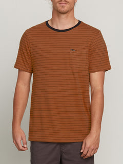 Stories Crew Tee - Copper