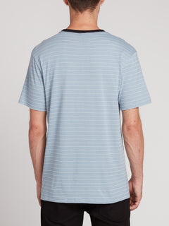 Stories Crew Tee - Flight Blue