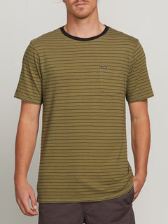 Stories Crew Tee - Vineyard Green (A01118R0_VGY) [F]