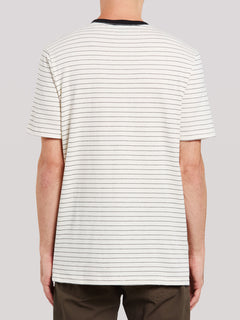 Stories Crew Short Sleeve - Primer White (A0132005_PWT) [B]