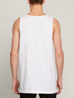 Solid Tank - White (A0241575_WHT) [B]