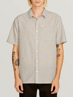Kramer Short Sleeve Shirt - Black