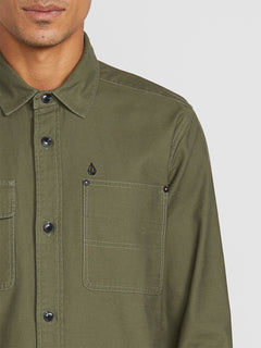 Caven Long Sleeve Army Combo (A0541901_ARC) [1]