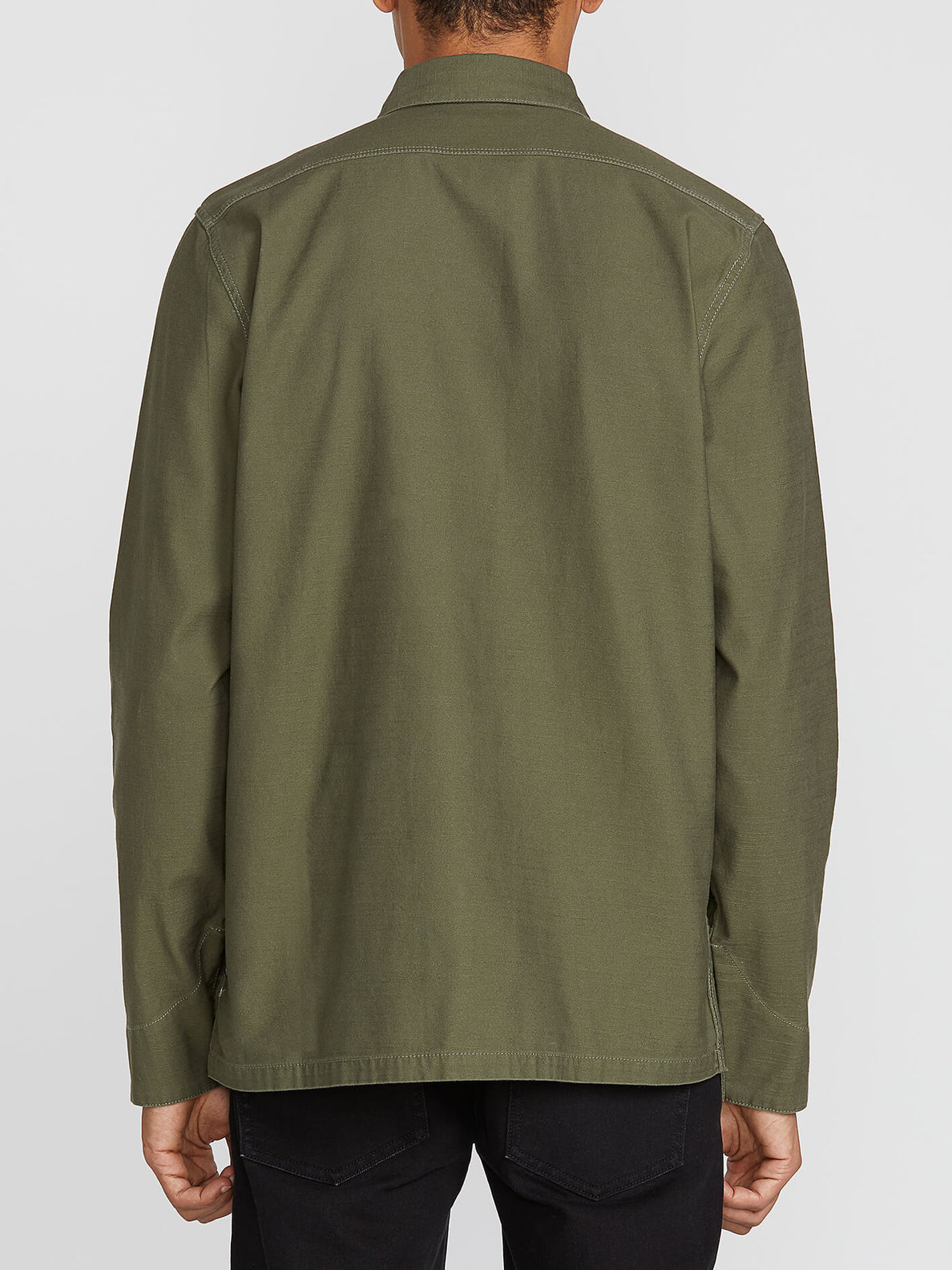Caven Long Sleeve Army Combo (A0541901_ARC) [B]