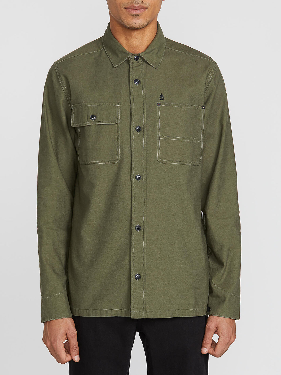 Caven Long Sleeve Army Combo (A0541901_ARC) [F]